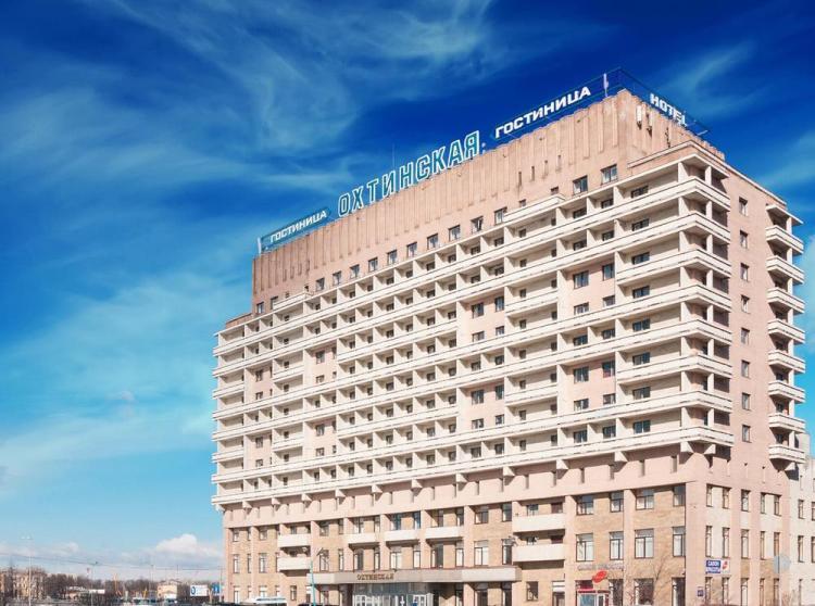 гостиницы санкт петербурга охтинская