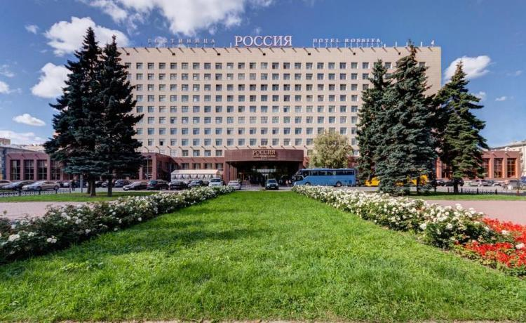 гостиница россия санкт петербург