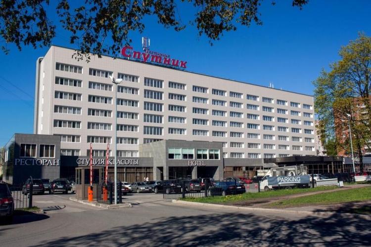 гостиницы санкт петербурга спутник