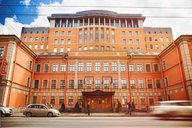 гостиницы санкт петербурга отель введенский