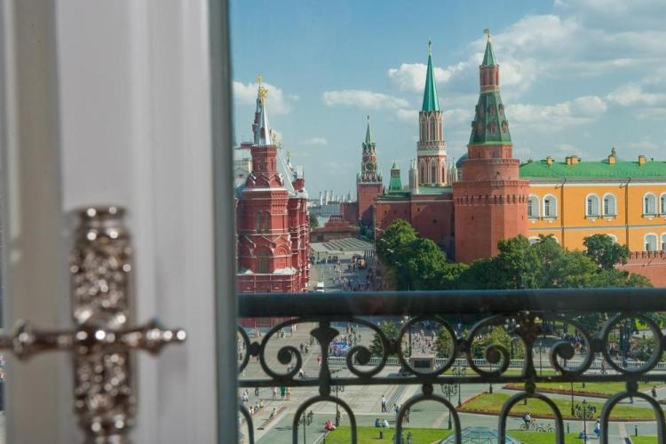 гостиницы москвы отзыв