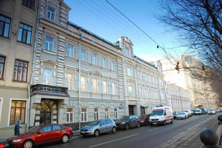 где остановиться в москве / гостиница аксель 4