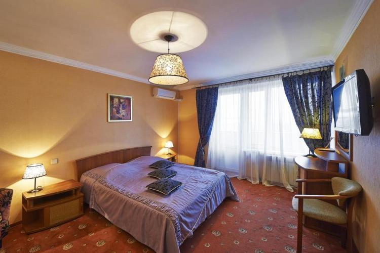 где остановиться в москве / гостиница москвич