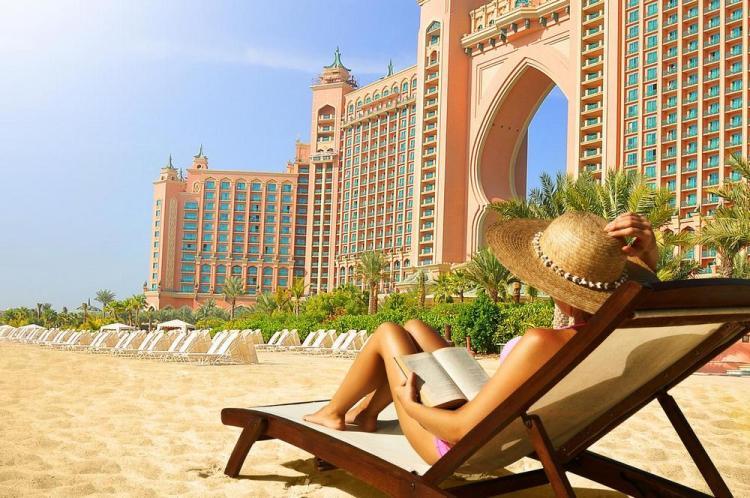 отели пальма джумейра дубай с хорошим пляжем