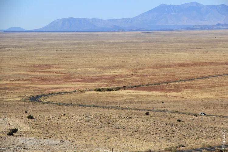 аризонский метеоритный кратер сша / meteor crater 63