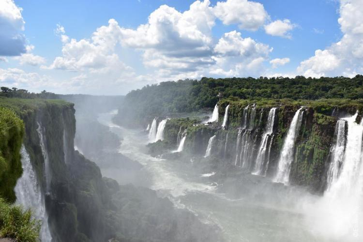 водопады игуасу 37