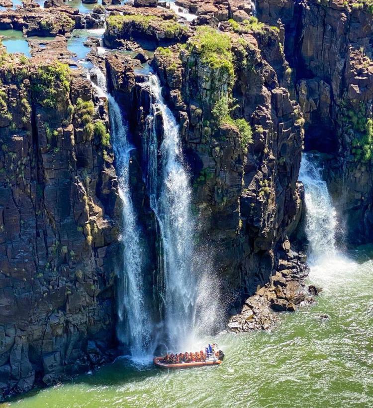 водопад игуасу 64