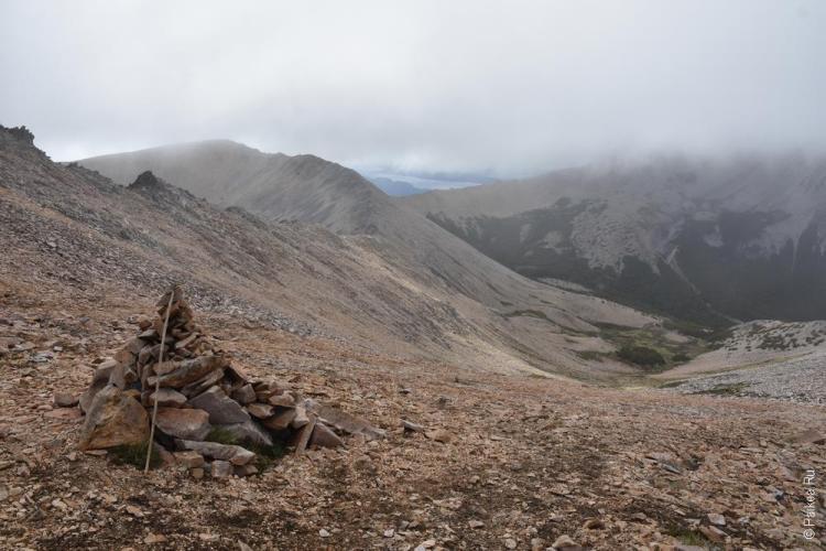 горы в барилоче