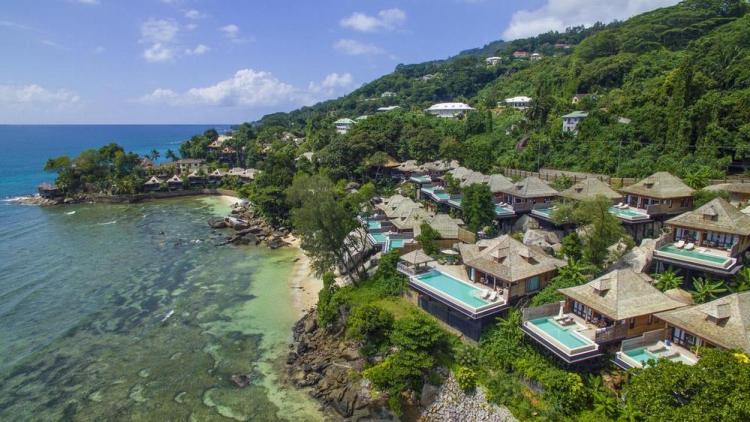 отели сейшелы остров маэ