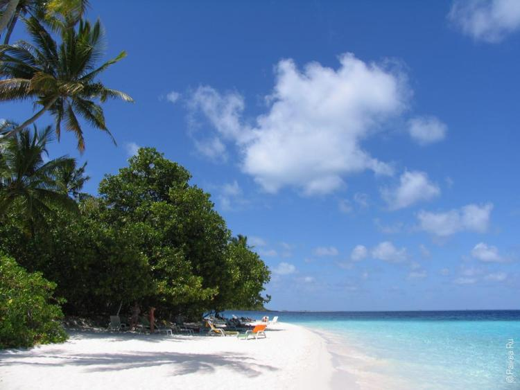 мальдивы недорогой остров