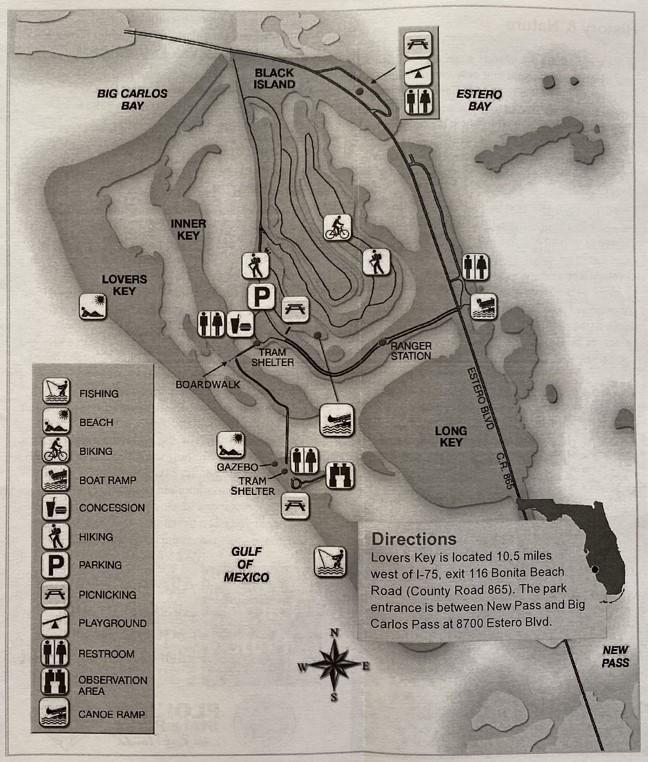 схема парка лавер-ки