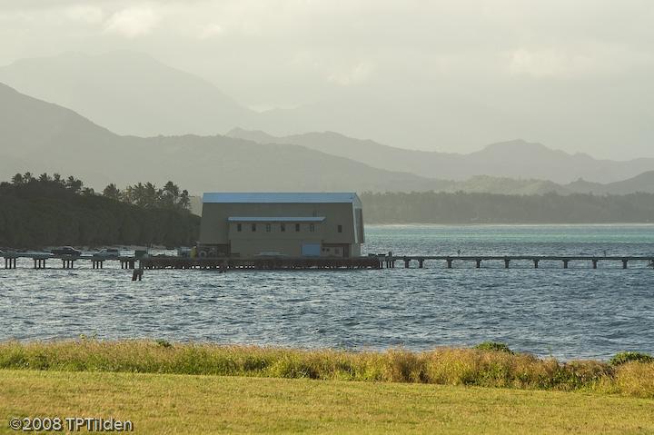 View of Waimanalo Beach