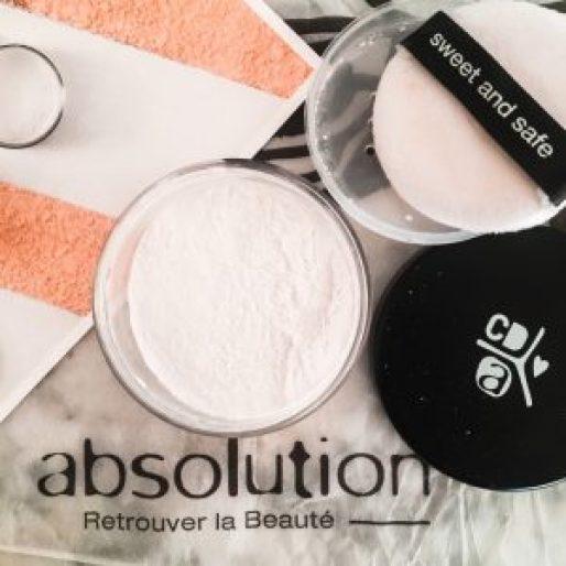 poudre libre minérale Absolution Cosmetics