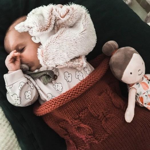 aider son bébé à bien dormir