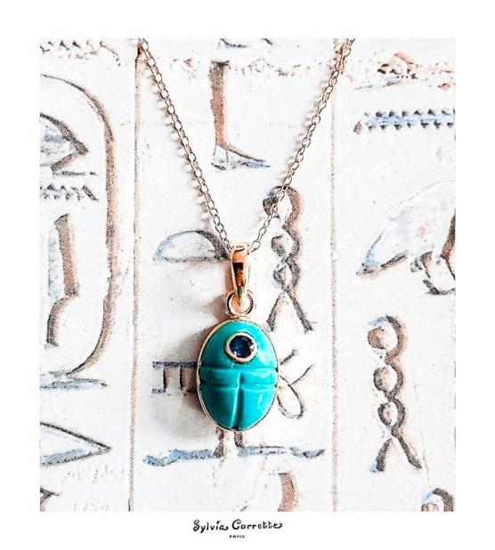 talisman scarabé