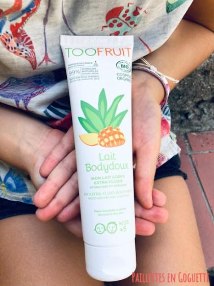 après soleil Too Fruit