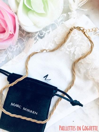 collier Marc Mirren Debbie AS