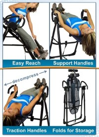 Inversion Table for Back Pain and Sciatica: Does it Work?
