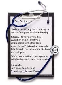 Doctors Listening to Patients In Pain