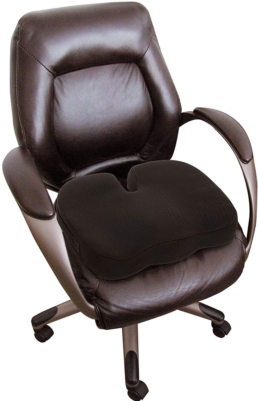 Desk Chair Seat Cushion Best Seat Cushion For Office Chairs Airplane Wheelchairs And
