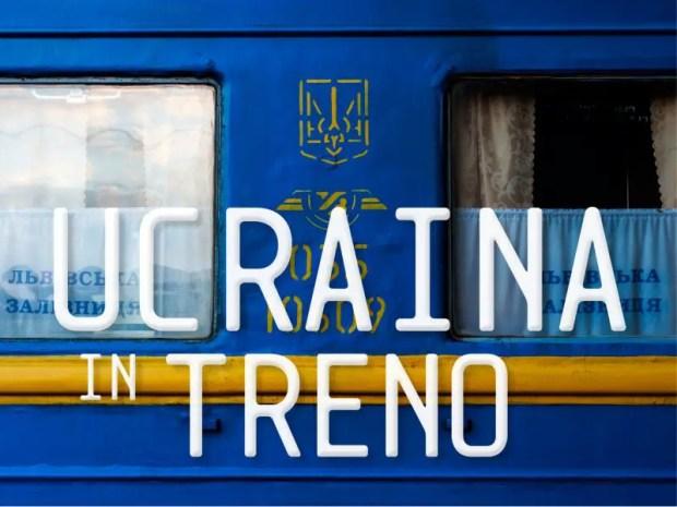 consigli per viaggiare in Ucraina in treno