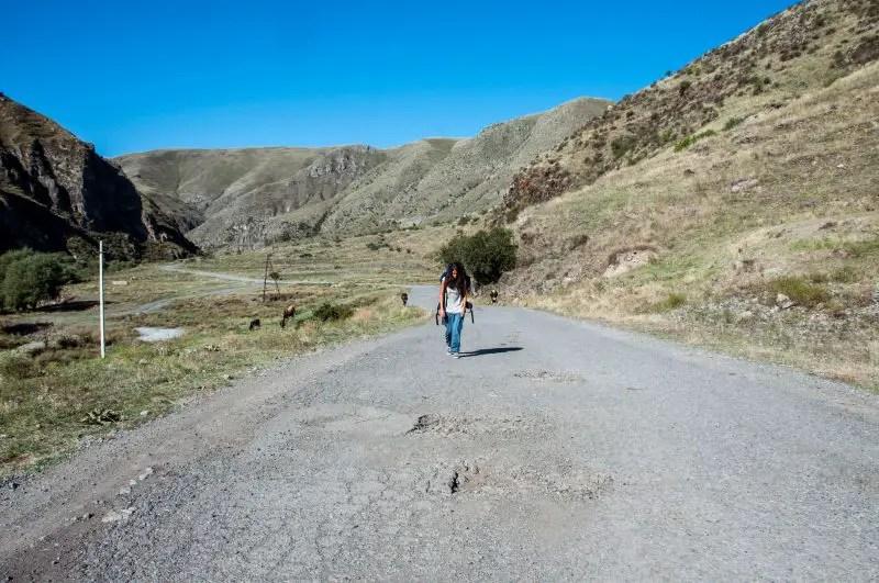 autostop in georgia