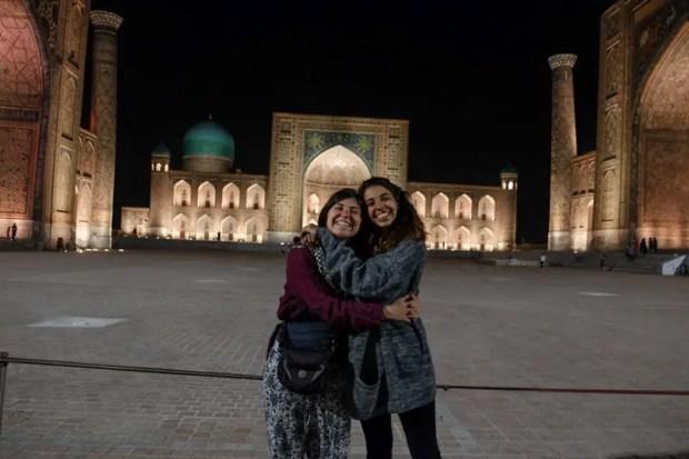 come ottenere visto per l'Uzbekistan