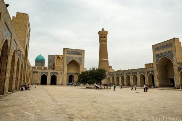 come ottenere il visto per l'Uzbekistan