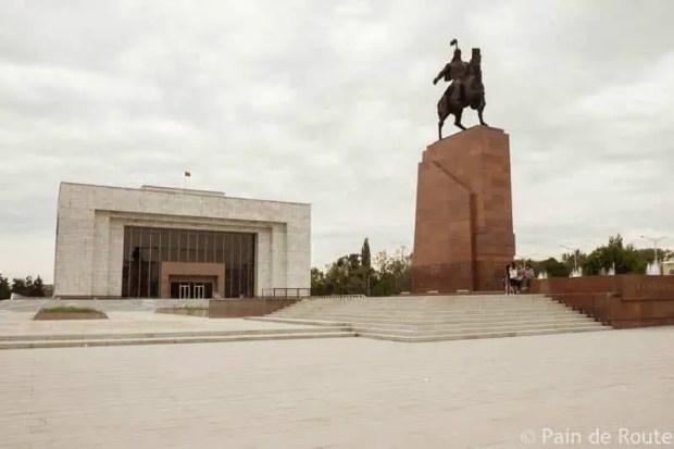 cosa vedere a bishkek kirghizistan ala too