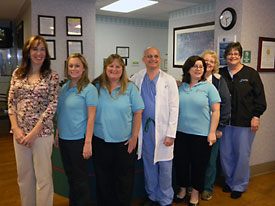 Pain Management Business Office Staff