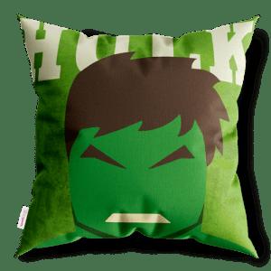 Capa De Almofada Decorativa Os Vingadores Hulk