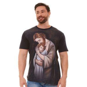Camiseta São José DV9138 P