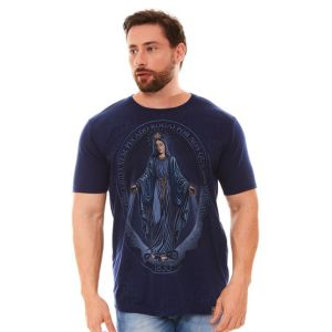 Camiseta Nossa Senhora das Graças DV8053 P