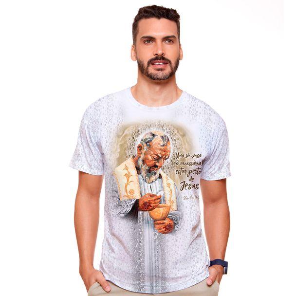Camiseta São Pio DV7006 M