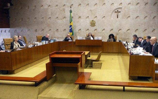 STF suspende 23% das prisões após condenação em 2ª instância