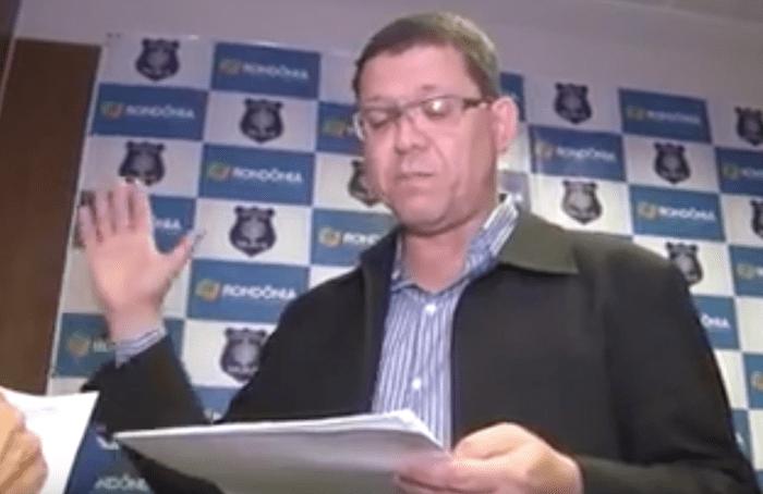 Onde estava Marcos Rocha durante a transição que não acompanhou a elaboração do Orçamento 2019?