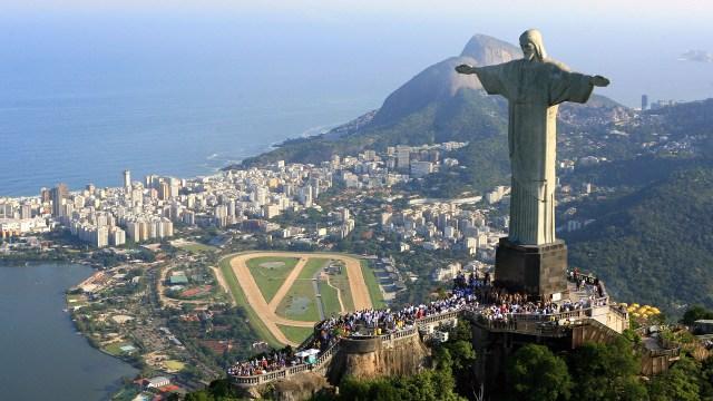 Recorde: Turismo no Brasil registra melhor janeiro da história