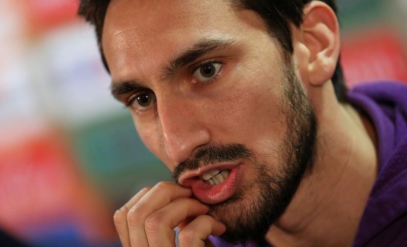Zagueiro Davide Astori, capitão do Fiorentina é encontrado morto em hotel