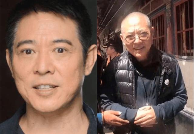 Astro de ação Jet Li choca ao aparecer muito abatido aos 55 anos