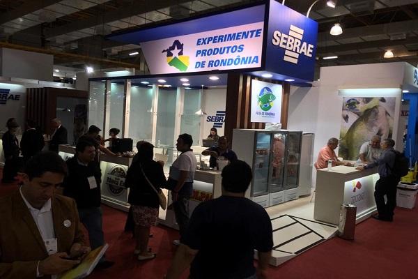 Empresários de Rondônia divulgam produtos na FISPAL 2018