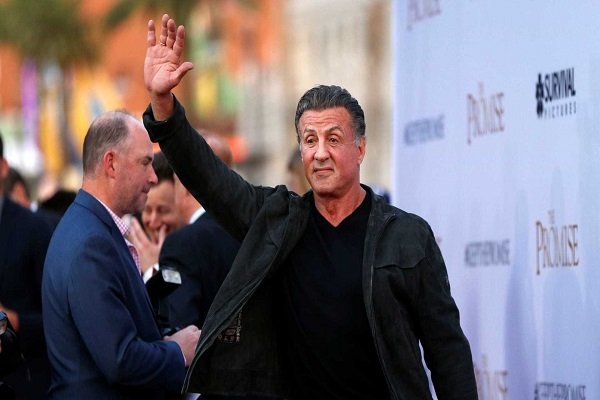 Sylvester Stallone é investigado em mais um caso de abuso sexual