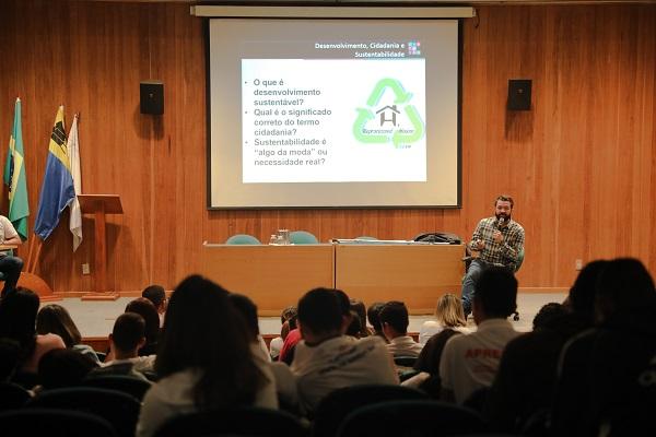 Senac Rondônia através do Programa ECOS realizou a Semana do Meio Ambiente
