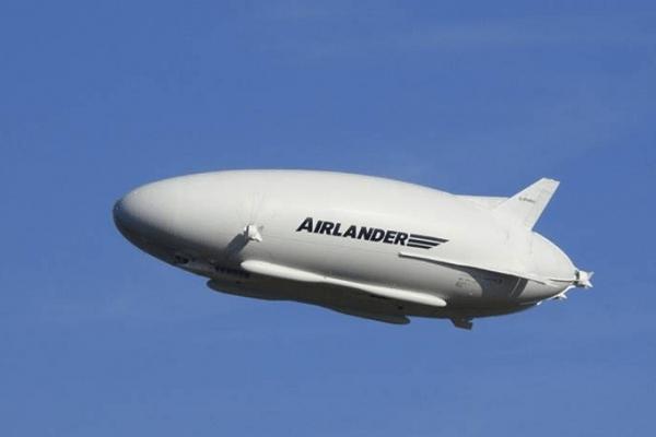 Maior aeronave do mundo tem chão de vidro e fará cruzeiros de luxo