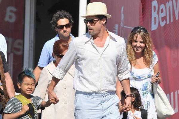 Brad Pitt responde Angelina Jolie e diz que desembolsou milhões em pensão