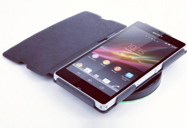 Futuros smartphones da Sony poderão ser recarregados sem fio em uma hora