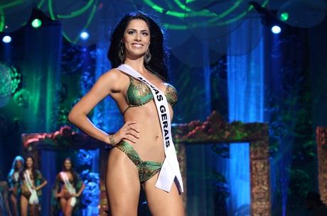 Doença nos olhos faz vice-miss Brasil tropeçar todos os dias