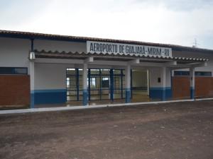 Aeroporto de Guajará-Mirim, deve passar por reforma em 2014
