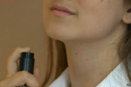 Cafeína em spray pode substituir xícaras da bebida