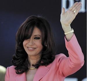 Presidente da Argentina vai ser operada nesta terça