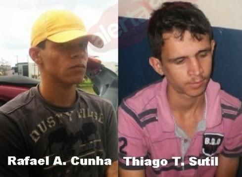 Dois ex-presidiários são executados em Ariquemes